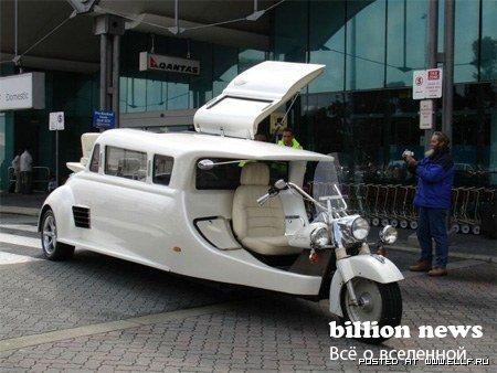 Самые необычные лимузины (14 фото)