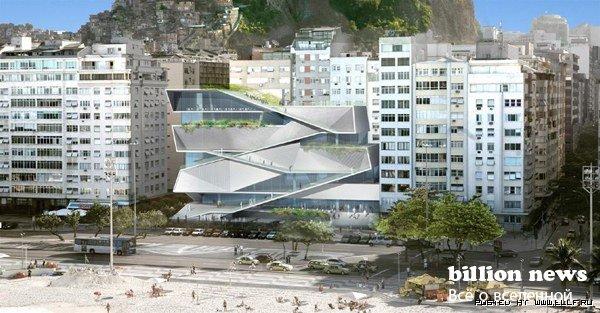 Архитектурный обзор (7 фото)