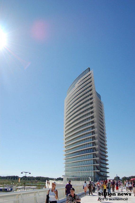 Самые необычные здания (30 фото)