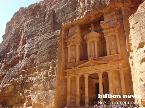 Затерянный город – Петра, Иордания (6 фото)