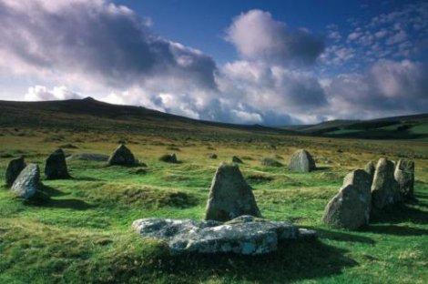 Самые древние камни Великобритании (10 фото)