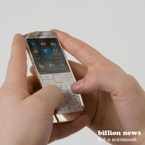Телефон будущего - Nokia E-Cu (6 фото)