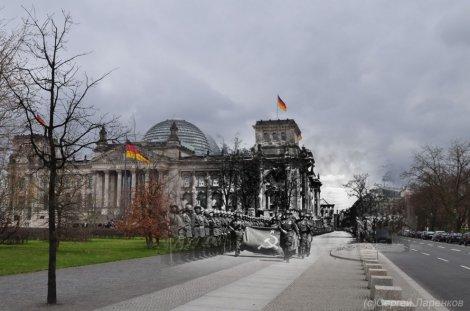 Эхо войны (15 фото)