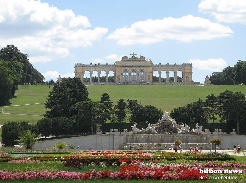 10 самых красивых дворцов в мире