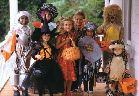 10 самых интересных фактов о Хэллоуине