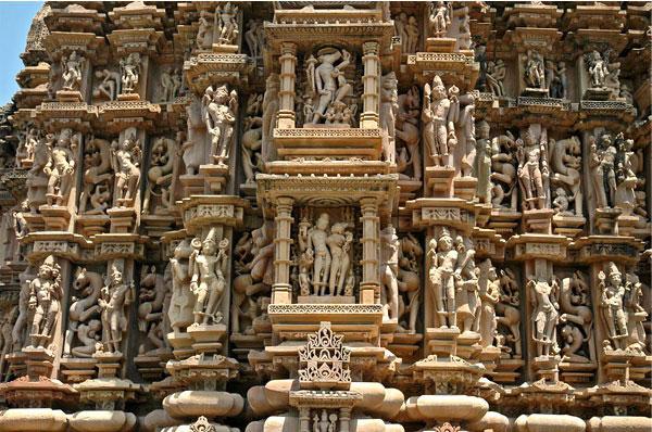 Сексуальный храм в индии