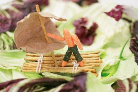 Игры с едой от фотографа Vanessa Dualib (25 фото)