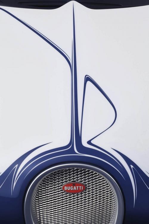 Фарфоровый Bugatti Veyron (34 фото)