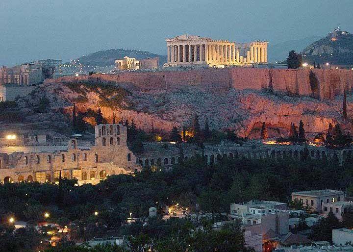 12 древнейших городов мира, населенных и сегодня (12 фото)