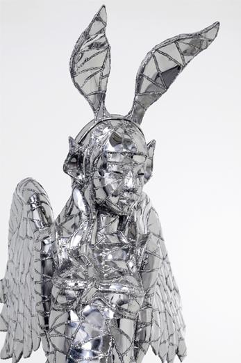 Скульптуры из стали от Со Хун Ву (9 фото)