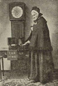 Рут Бельвиль: продавец времени