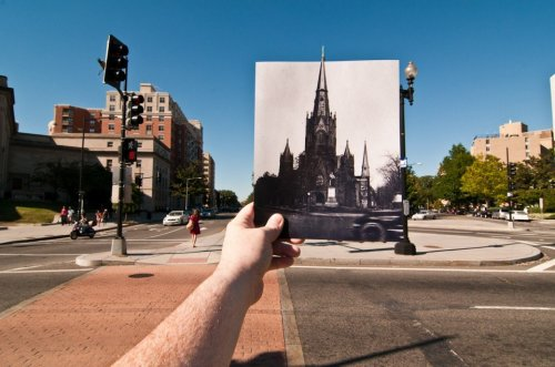 «Взгляд в прошлое» от Стивена Джонсона (53 фото)