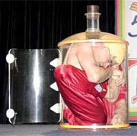 Человек Из Бутылки (7 фото)