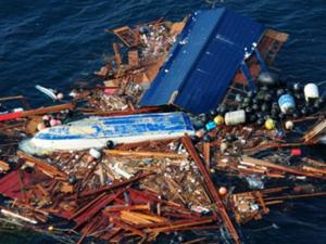20 миллионов тонн японского мусора приближается к Гавайским островам (8 фото)