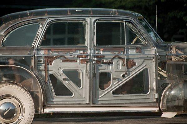 Автомобиль-призрак 1933 года выпуска (17 фото)