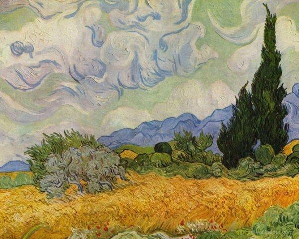 20 самых дорогих картин в мире, проданных на аукционе (20 фото)