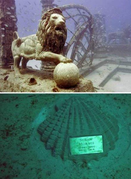 10 уникальных кладбищ со всего света (10 фото)