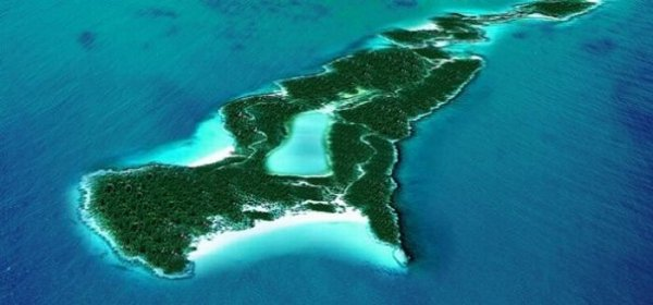 Острова знаменитостей