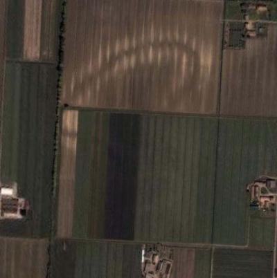Топ-5 научных открытий, сделанных с помощью Google Earth (12 фото)