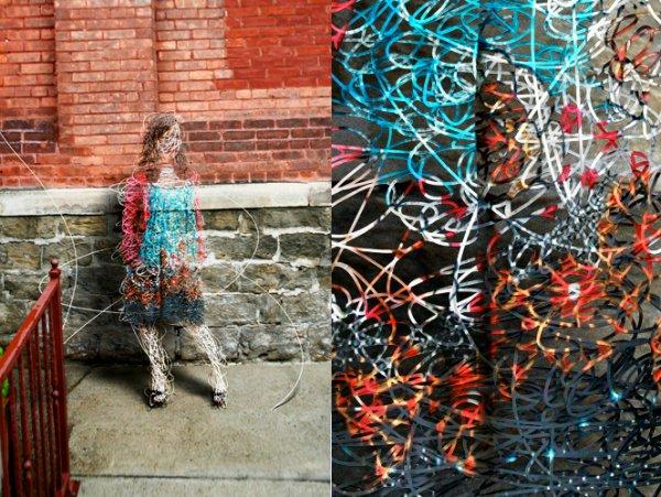 4D картины от Аяка Ито и Ренди Черч (20 фото)