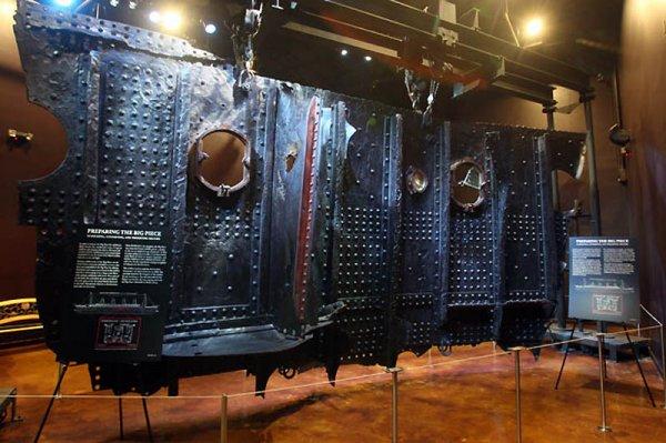 """Коллекцию вещей с """"Титаника"""" продадут с аукциона (25 фото)"""