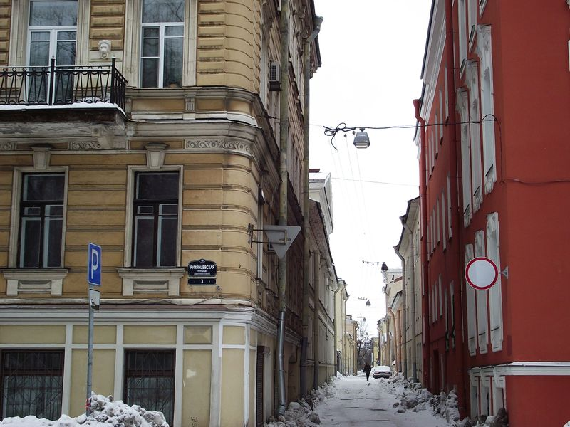 Улица репина в санкт петербурге