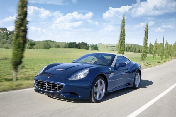 Ferrari California 2013