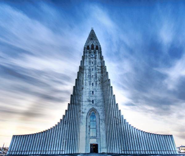 25 уникальных храмов мира (28 фото)