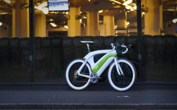 Электровелосипед Street Racer (6 фото)