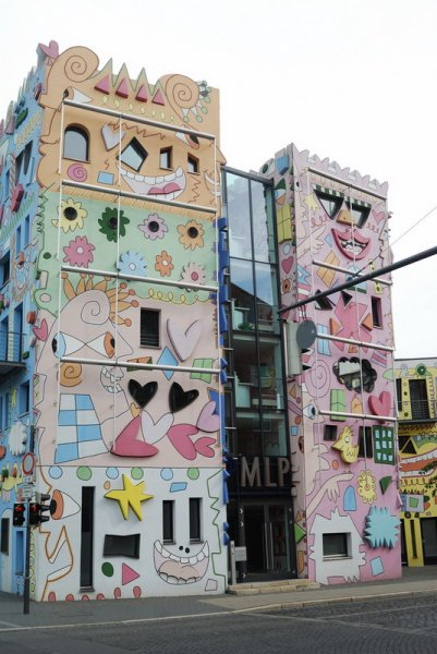Счастливый дом Риззи (17 фото)