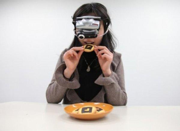 Японские ученые изобрели очки для похудения (фото + видео)