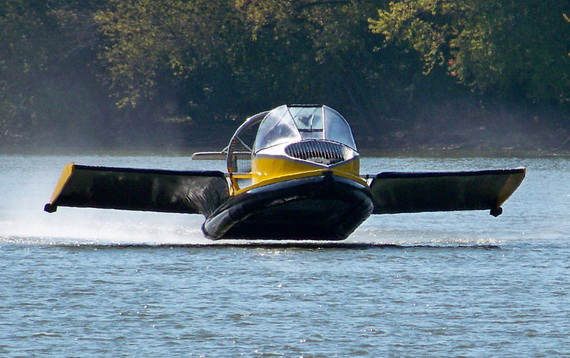 �����-��������� ����� Flying Hovercraft (9 ����)