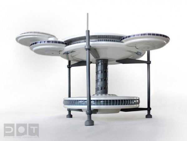 Подводный отель (12 фото)
