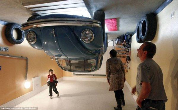 Самый необычный автомобиль