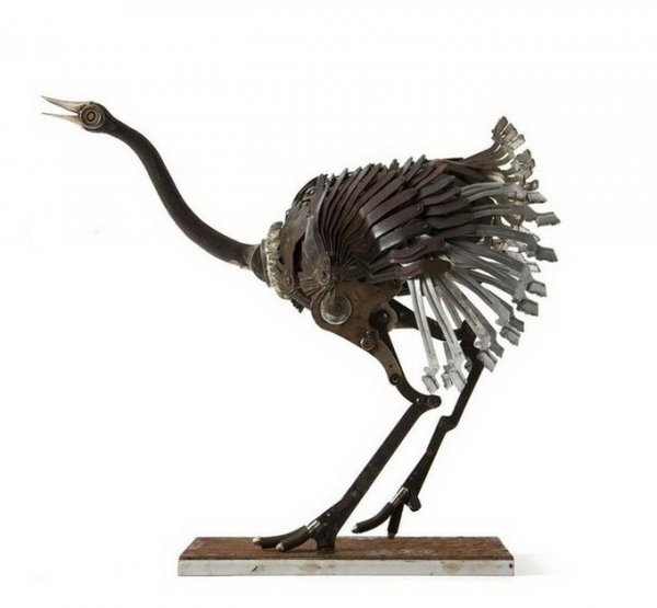 Скульптуры Edouard Martinet (12 фото)
