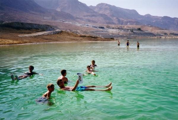 Тайны Мертвого моря