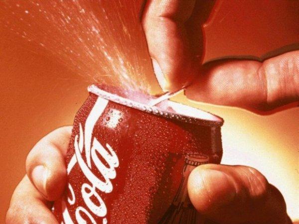 Алкоголь в Coca-Cola