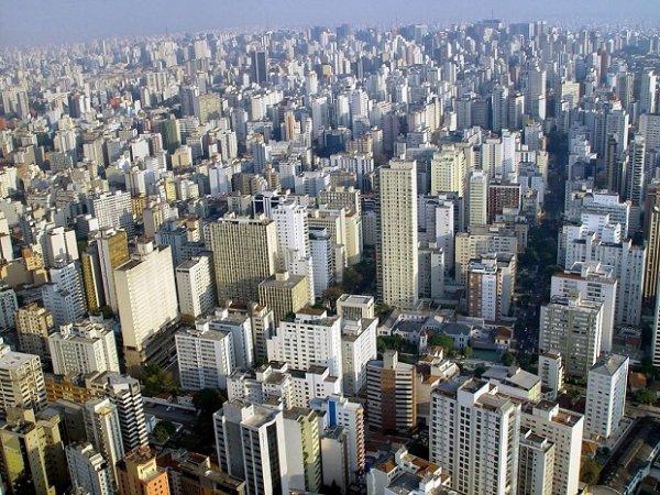 В бразильском мегаполисе Сан-Паулу нет наружной рекламы
