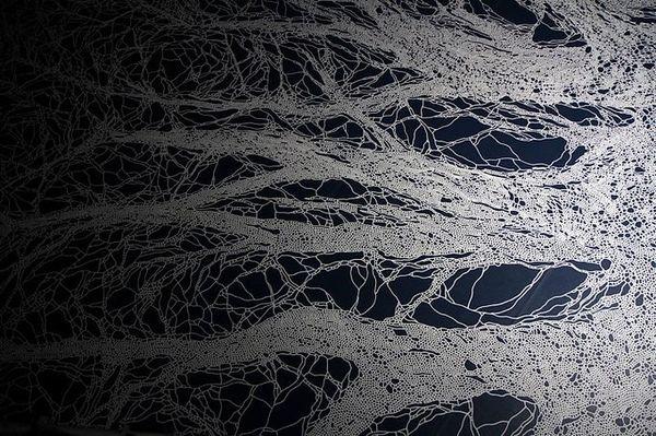 Лабиринты из соли от Motoi Yamamoto (17 фото)