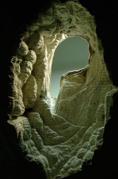 Новые пейзажные работы из книг Гая Ларами (10 фото)