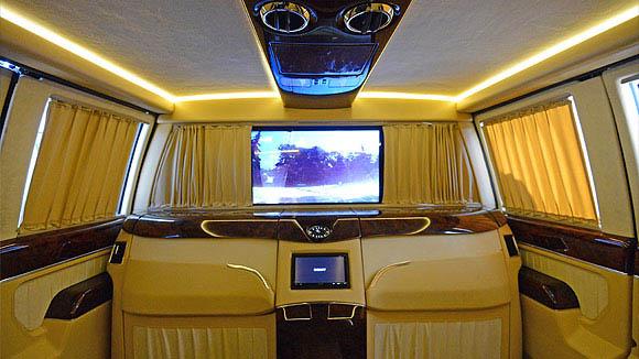 Президентский лимузин от ЗИЛа (12 фото)