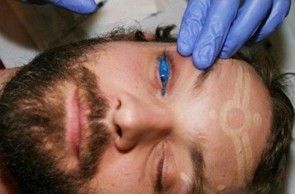 Татуювання на очах