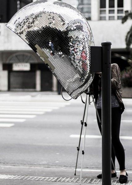 Необычные телефонные будки в Сан-Паулу (15 фото)