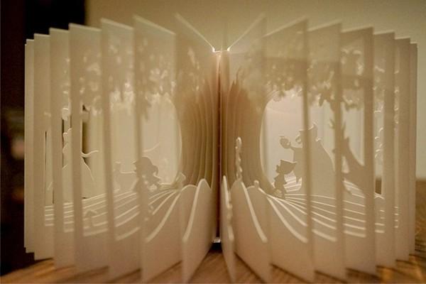 Сказка о Белоснежке в 3D