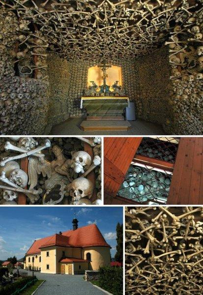 Самые известные склепы (10 фото)