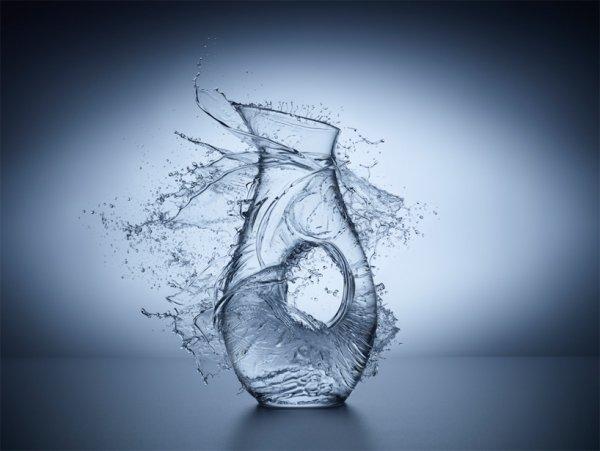 Жидкое стекло от Жана Берарда (6 фото)