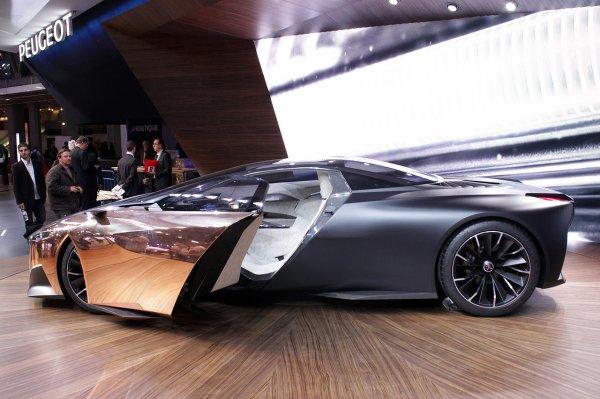 Парижский автосалон 2012 (Paris Motor Show 2012) (55 фото)