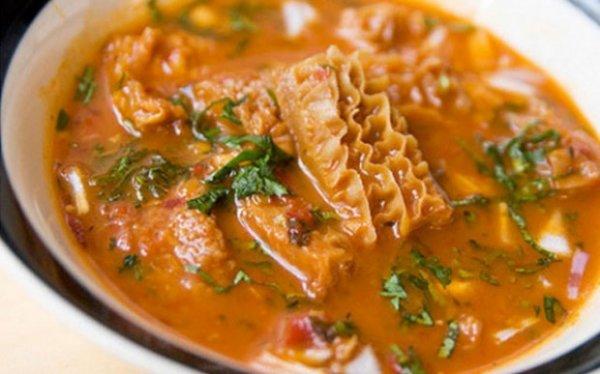 Самые странные супы в мире (11 фото)