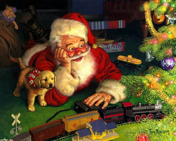 11 интересных фактов о Деде Морозе