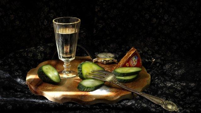 Интересные факты о водке (18 фото)